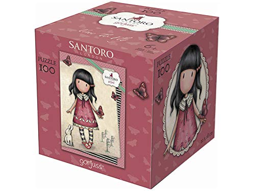 Puzzle 100 Santoro Time of Fly