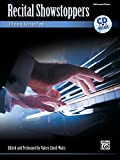 Recital Showstoppers: 10 Virtuosic Solos for Piano, Book & CD
