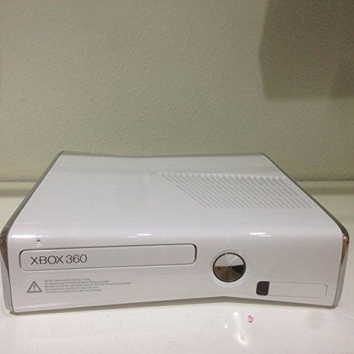 Console Xbox 360 Slim 250 Go - white edition [import allemand]