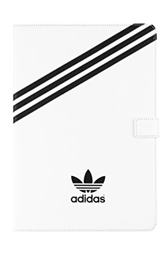 Adidas Stand Case for 10 to 11-Inch - White/Black
