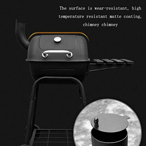 41lN0ZRE6yL. SL500  - Hong Yi Fei-Shop BBQ Grill Großer Außengrill Holzkohlegrill Mehr als fünf Außengrillöfen holzkohlegrill