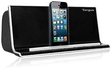 Targus Bluetooth Speaker with Charger Base, Black (TA-11SPBT)
