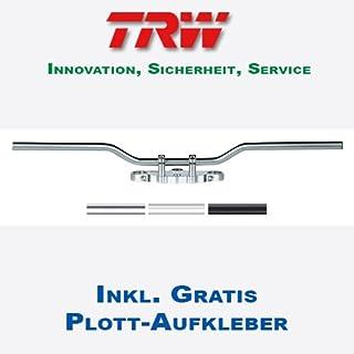 2005- Schwarz eloxiert X Bj Yamaha DT 125 RE Lucas//TRW Superbike 22mm Alulenker