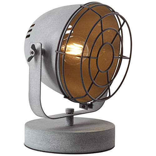 Brilliant CARMEN - Tafellamp - Grijs