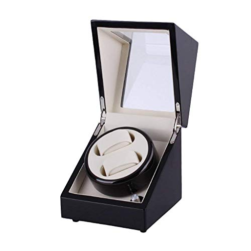 ADSE Enrollador de Reloj Cajas de enrollador de Reloj Caja de Reloj Mecánico automático Cadena de enrollamiento de Reloj Caja de Reloj Motor Eléctrico Gorila giratoria Enrollador de Reloj