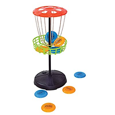 Outside Inside Freestyle Mini Disk Golf Set for Indoor or Outdoor Play by Outside Inside