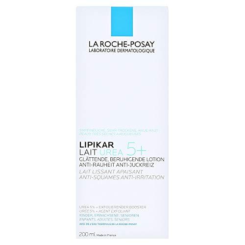 La Roche-Posay Lipikar Lait Urea 5+ Lotion, 200 Ml