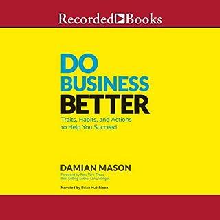 Do Business Better audiobook cover art