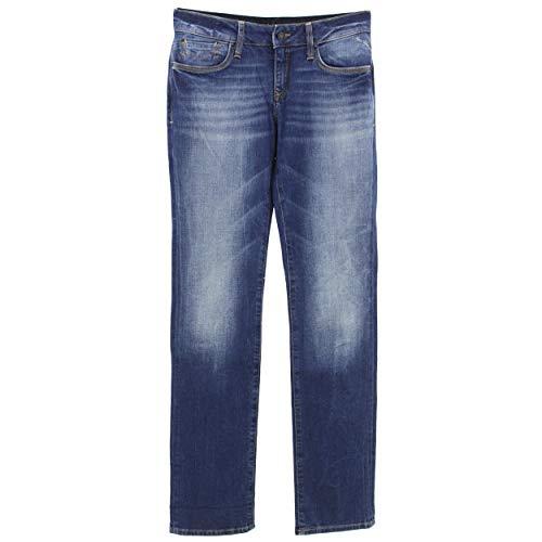 Mavi, Kerry, Damen Damen Jeans Hose Stretchdenim Mid Monaco Blue W 28 L 34 [18708]