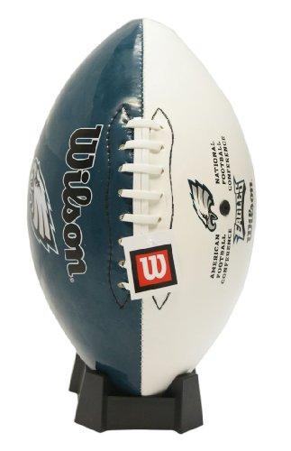 NFL Philadelphia Eagles Autogramm, offizielle Größe, Wilson Football