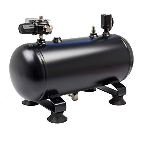 Sparmax Kompressor Airbrush 5.3L airtank System Lufttank Abschaltautomatik