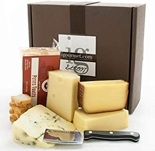 igourmet Oktoberfest Gourmet Cheese Assortment in Gift Box - The perfect collection of German cheeses