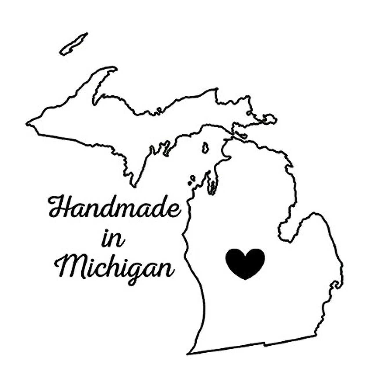 Scrapbook Customs Michigan - Handmade in Rubber Stamp
