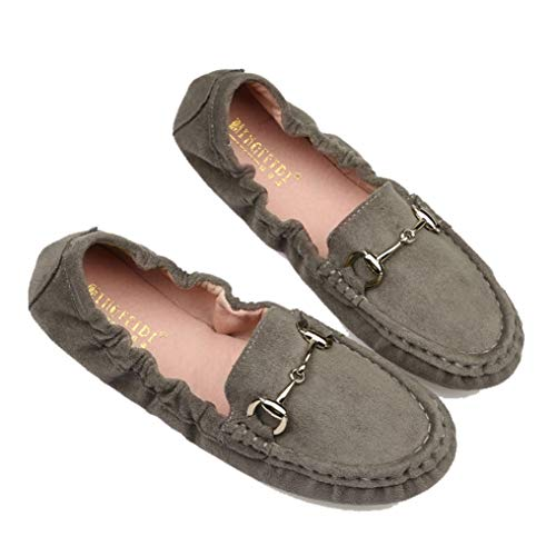 Mocassini Primavera Estate Donna Morbido Slip Slip On su Mocassini Scarpe Oxford retrò Punta Tonda Scarpe Casual Appartamenti di Grandi Dimensioni