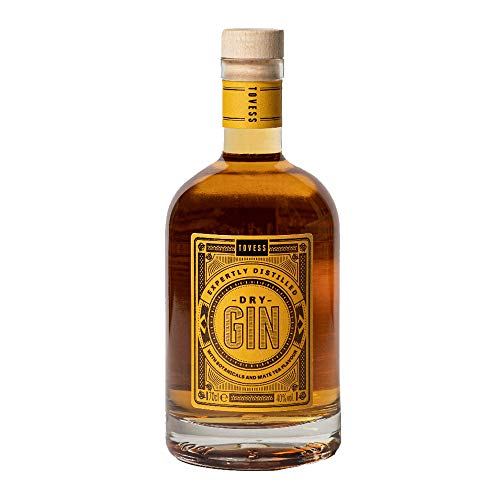 Tovess Maté Dry Gin (0,7L)