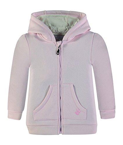 Kanz Baby Sweatshirt Sweatjacke m. Kapuze 1/1 Arm Rosa (Barely Pink 2560), 86