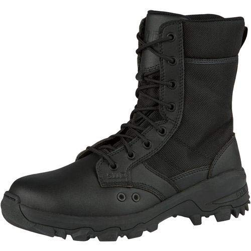 5.11 Men's Speed 3.0 Jungle Tactical Boot Military & Tactical, Equipped with OrthoLite Insoles and Fence-climbing Toes, Black, 10 W US