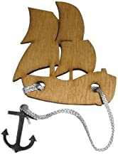 product image for Channel Craft Captains Ship With Anchor Puzzle