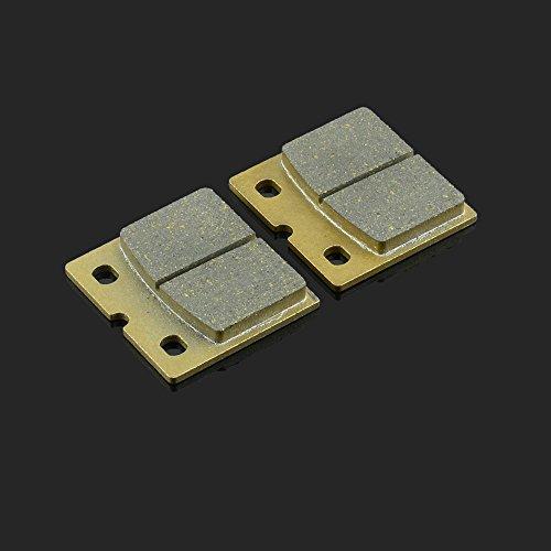 1 paire de plaquettes de frein avant 55,7 x 55 x 9 mm pour BMW Contd K 1100 RS 92-96 R 80 ST 82-84 K 1200 GT 03-06 R 100 RS INDIAN LAVERDA 1000 RGS