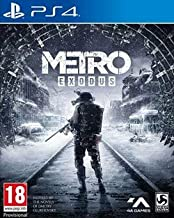 Metro: Exodus - Day One Edition (PS4)