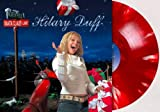 Santa Claus Lane - Exclusive Limited Edition Red Translucent With White Splatter Colored Vinyl LP