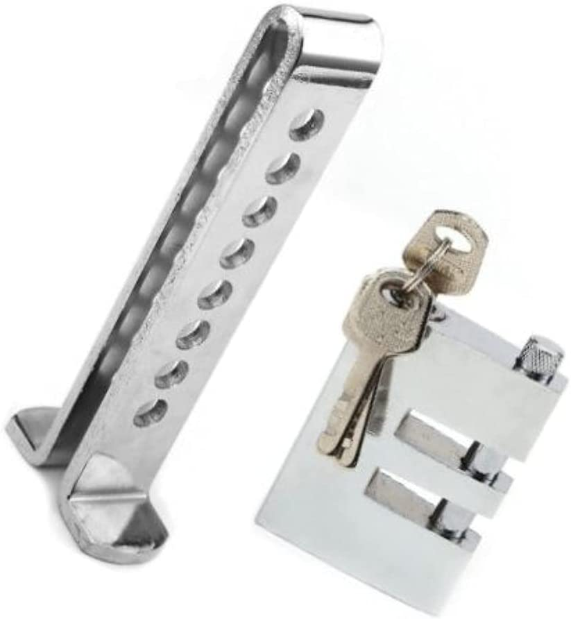 Stainless Steel Super popular specialty store Clutch Lock Anti-theft Pedal Inexpensive Device Brake S