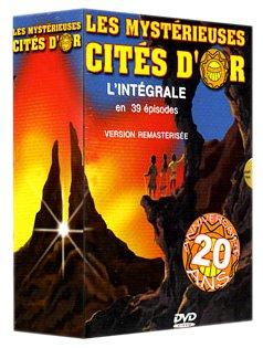 Les mystérieuses cités d'or: L Intégrale 4 DVD [Remasterisé] [Version remasterisée]