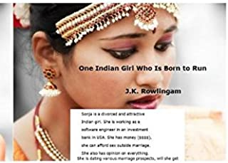 One Indian Girl Who Is Born to Run