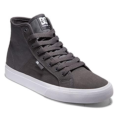DC Shoes Manual - Chaussures Montantes - Homme - EU 44 - Gris