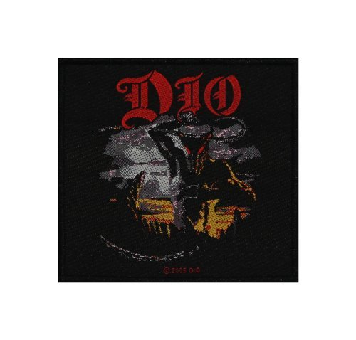 DIO Holy Diver Murray Heavy Metal Music Band Geweven Applique Patch door Import