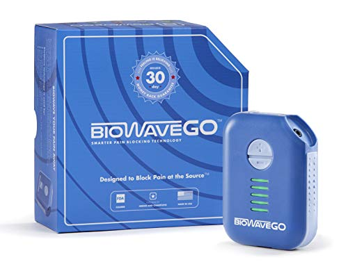BioWaveGO - A smarter pain relief device that delivers therapeutic electrical stimulation straight to the source of pain deep within the tissue and is 100% drug-free, safe, easy and comfortable to use. BioWave is an FDA cleared, clinically proven way...