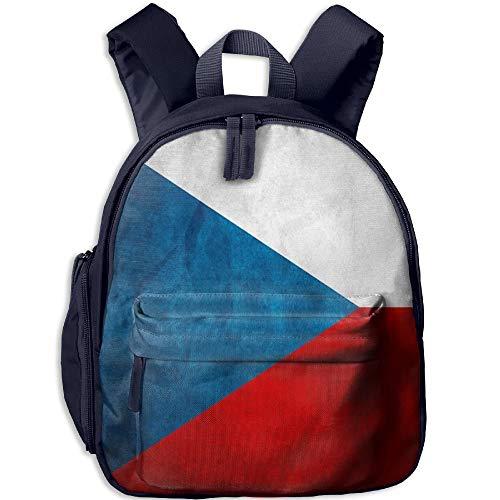 Czech Republic Student School Bags Feet Super Bookbag