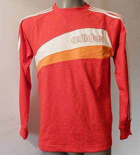 Adidas jongens sweatshirt X lll sweatshirt, rood/oranje, O74306 (164)