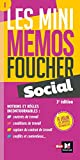 Mini Mémos Social - 3ème édition - Révision