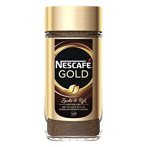 Nescafé Gold oploskoffie – 6 potten à 200 gram