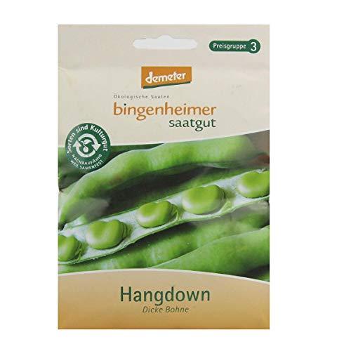 Bingenheimer Saatgut Dicke Bohne Hangdown demeter bio für 2-3 m²