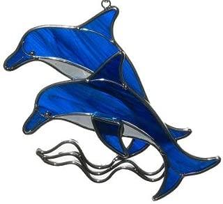 Dancing Dolphins Suncatcher