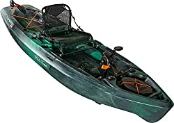old town topwater 106 pdl fishing kayak
