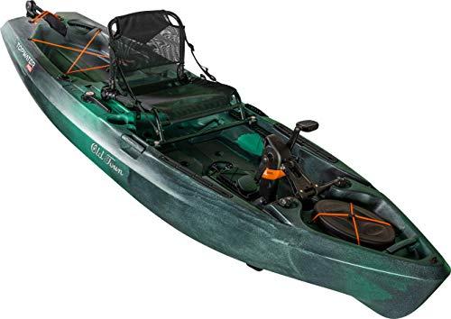 Old Town Top Water 106 PDL Angler Fishing Kayak