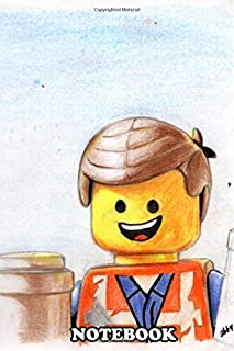 Notebook: Artwork Based On Lego Movie 2 Film My Daughter , Journal for Writing, College Ruled Size 6