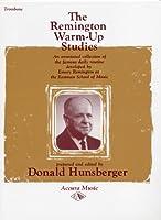 レミントン: トロンボーンのためのウォームアップ練習曲 (ヘ音記号表示による楽器用) /ハンスバーガー編/アキューラ社