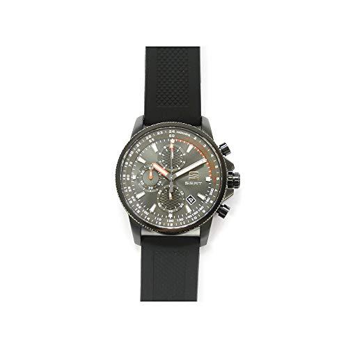 Seat 6H1050830AIAF Armbanduhr Cupra Chronograph Edelstahlgehäuse Uhr, grau