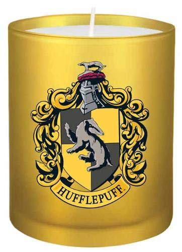 Harry Potter: Hufflepuff Glass Votive Candle (Luminaries)