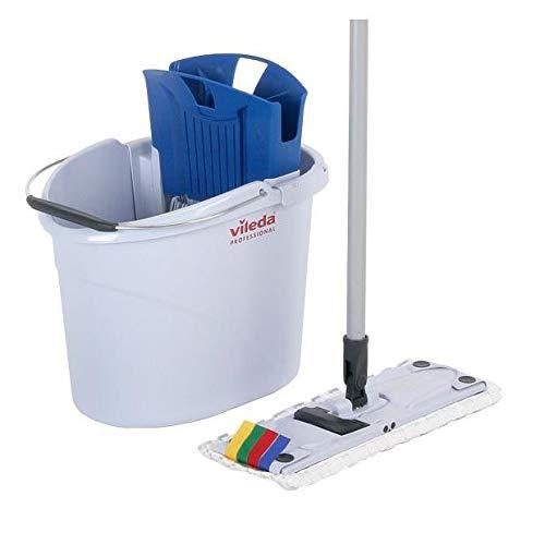 2x Vileda 134302 Easy Wring und Clean Wischmop Ersatz