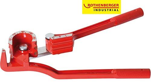 Rothenberger Minibend 025160E Biegegerät, Rot