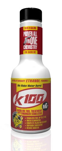 K100 MG Gasoline Treatment with Stabilizer - 12/8 oz. case