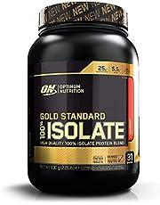 Optimum Nutrition 100% Whey Gold Isolate