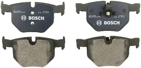 Bosch BP1042 QuietCast Premium Semi-Metallic Disc Brake Pad Set For: BMW 525i, 528i, 528i xDrive, 528xi, 530i, 530xi, 535i xDrive, 535xi, X5, X6, Rear