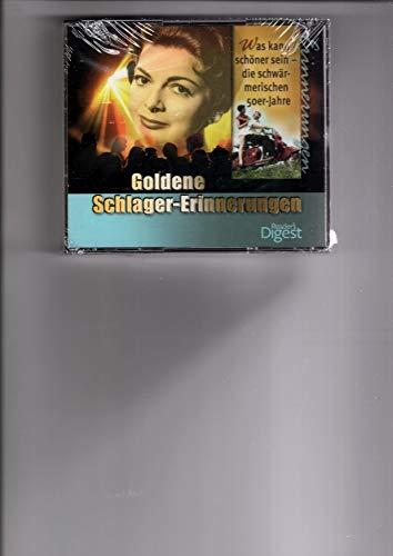 Goldene Schlager-Erinnerungen / Was kann schöner sein - die schwärmerischen 50er Jahre (Reader's Digest/Das Beste GCE 21 059080 71, 2010) [3-CD-BOX]