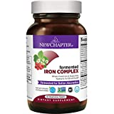 Best Iron Supplements - New Chapter Iron Supplement, Fermented Iron Complex Review